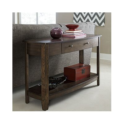 Hammary Primo Console Table