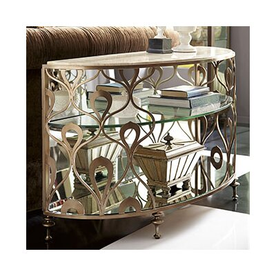 Hammary Bob Mackie Console Table