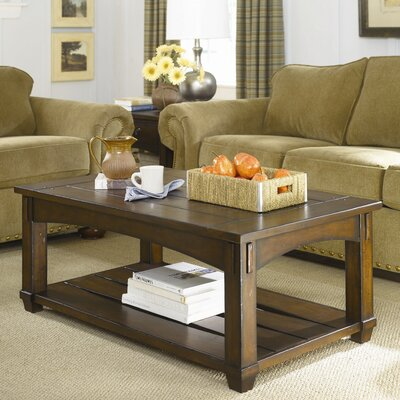 Hammary Tacoma Coffee Table with Lift-Top