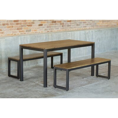 Elan Furniture Loft 3 Piece Dining Set