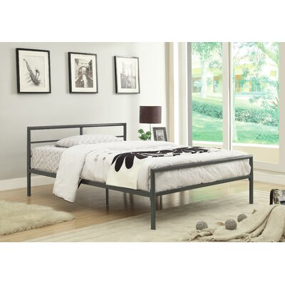 Wildon Home ® Full/Double Platform Bed
