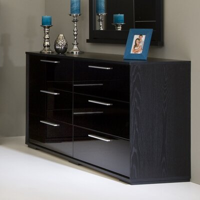 South Shore Mikka 6 Drawer Dresser