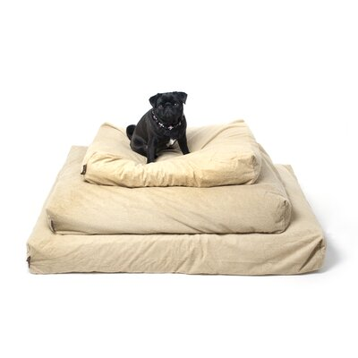 Oneforpets piddle proof dog bed protector wayfair for Dog proof mattress cover