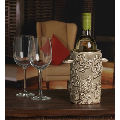 Bombay 1 Tabletop Wine Rack
