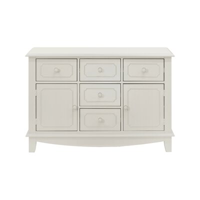 Million Dollar Baby Classic Sullivan Double Wide 5 Drawer Dresser