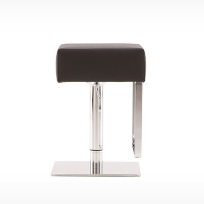 EQ3 Adjustable Height Backless Bar Stool
