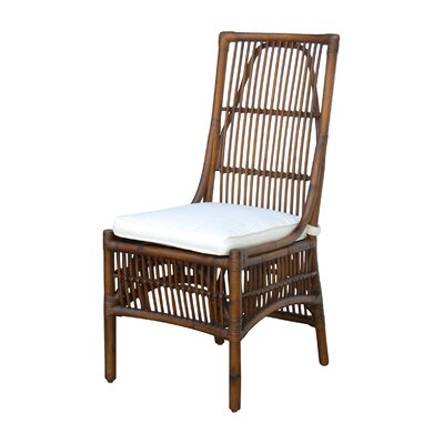 Panama Jack Home Bora Bora Side Chair with Cushion