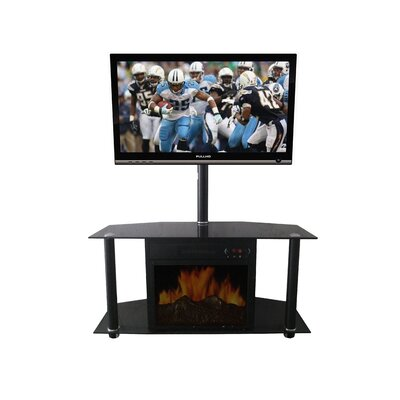 Stonegate Manhattan TV Stand with Electric Fireplace