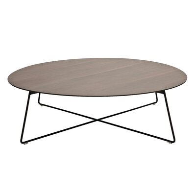 B&T Design Fly Oval Coffee Table
