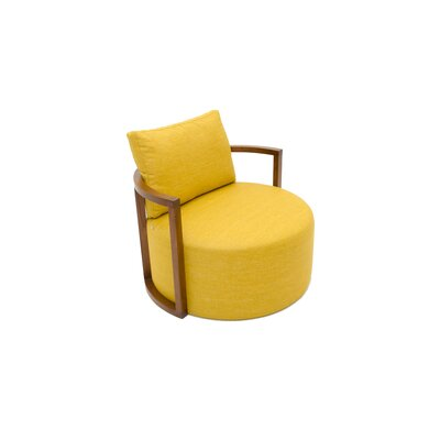 B&T Design Kav Fabric Lounge Chair