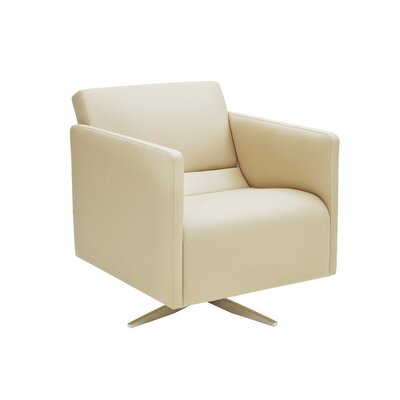 B&T Design Slim Swivel Cat A Arm Chair