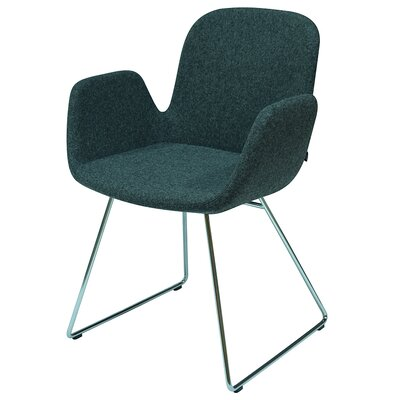 B&T Design Daisy Wool Arm Chair