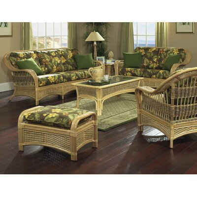 ElanaMar Designs Tropical Breeze Living Room Co..