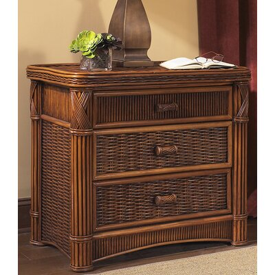 ElanaMar Designs Barbados 3 Drawer Chest
