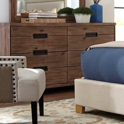 Donny Osmond Home Madeleine 8 Drawer Dresser
