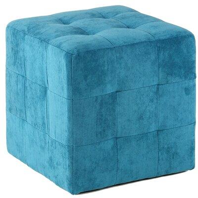 Cortesi Home The Braque Cube Ottoman