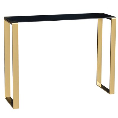 Cortesi Home Remini Narrow Console Table