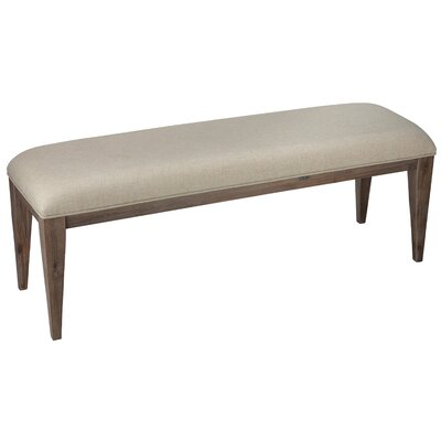 Cortesi Home Leno Upholstered Bench