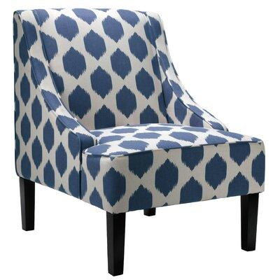 Cortesi Home Celene Club Chair