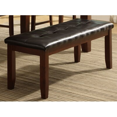 Red Barrel Studio Nexus Upholstered Kitchen Bench