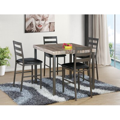 Milton Green Star Victoria 5 Piece Bistro Dining Set