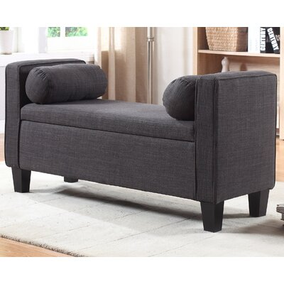 Red Barrel Studio Royce Upholstered Storage Bedr..