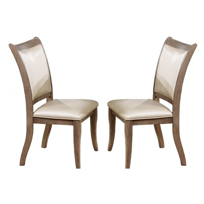 Rosalind Wheeler Shelby Side Chair (Set of 2)