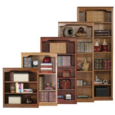 Eagle Furniture Manufacturing Classic Oak Open Standard Bookcase