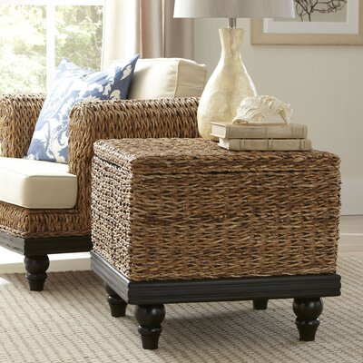 Birch Lane Esmont Woven Side Table