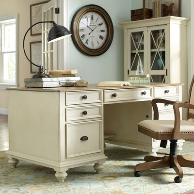 Birch Lane Wetherly Executive Desk