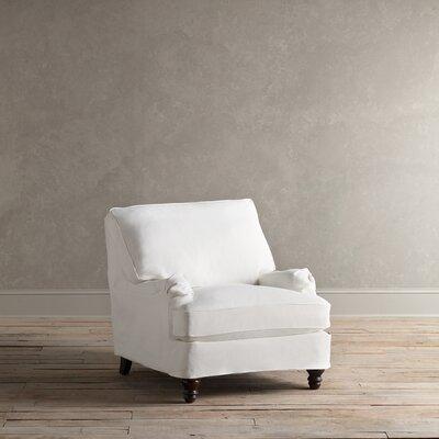 Birch Lane Montgomery Slipcovered Chair