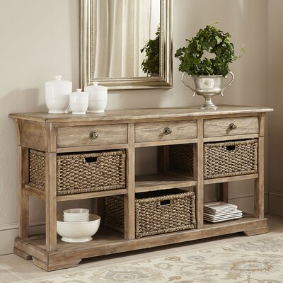 Birch Lane Hutchinson Console Table