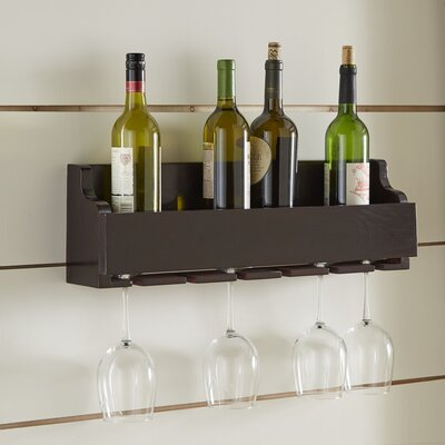 Birch Lane Fraisier 6-Bottle Wine Rack
