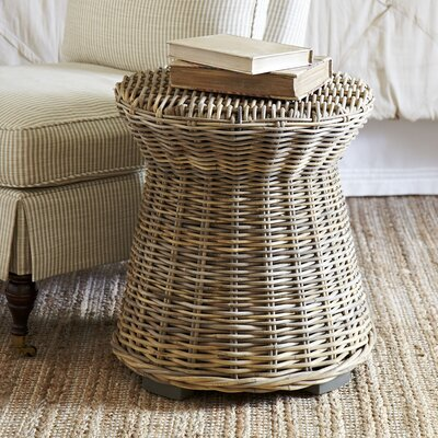 Birch Lane Rivera Rattan Side Table