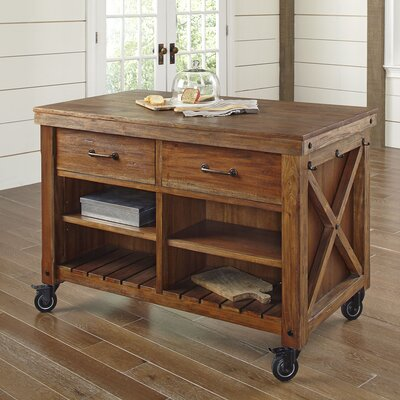 Birch Lane Vargas Kitchen Island