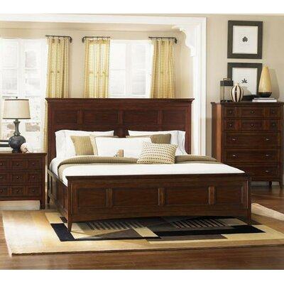 Birch Lane Bristol Panel Bed