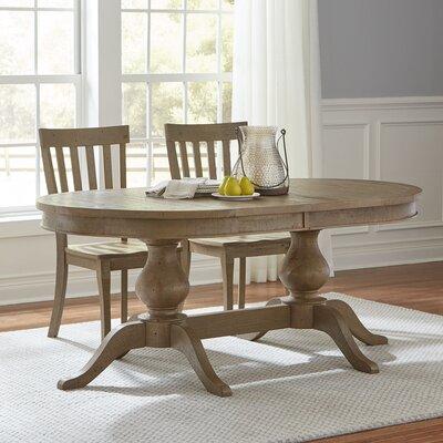 Birch Lane Seneca Extending Oval Dining Table