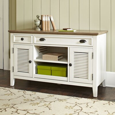 Birch Lane Wetherly Credenza Desk
