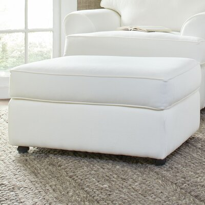 Birch Lane Wright Ottoman