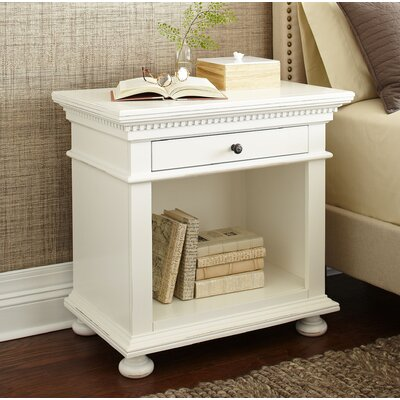 Birch Lane Dobson 1-Drawer Nightstand