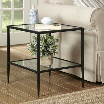 Birch Lane Harlan Double Shelf Side Table Image