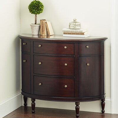 Birch Lane Cantor Demilune Accent Chest