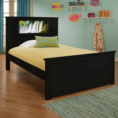 LightHeaded Beds Rivera Storage Platform Bed