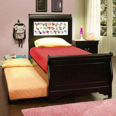 LightHeaded Beds Edgewood Full/Double Sleigh Bed