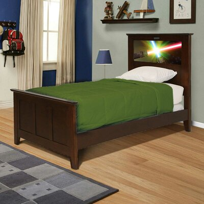 LightHeaded Beds Shaker Panel Bed