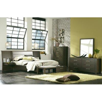 Brayden Studio Sirena Platform Customizable Bedroom Set
