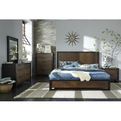 Laurel Foundry Modern Farmhouse Arrie Platform Customizable Bedroom Set