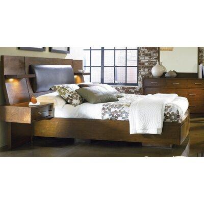 Wade Logan Julien Upholstered Platform Bed