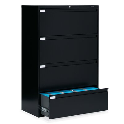 Global Total Office 9300 Series 4-Drawer ..