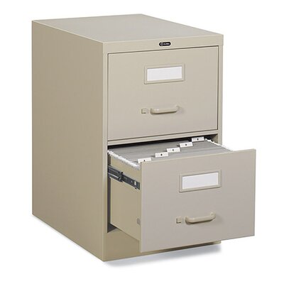 Global Total Office 2-Drawer  Legal File